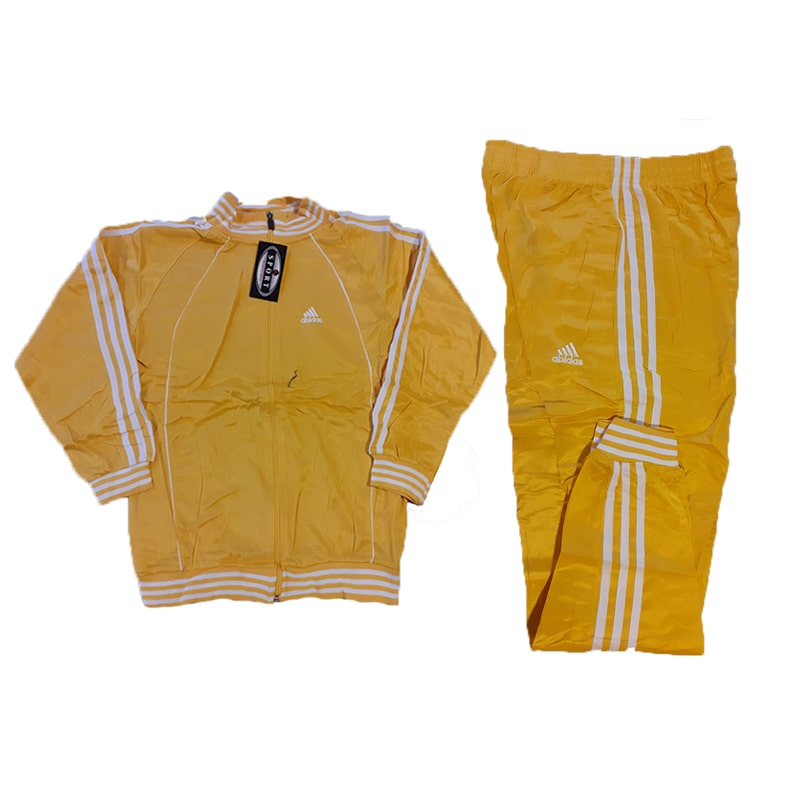 Cotton And Polyester Male, Female Track Suit