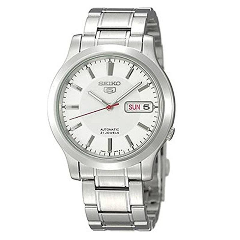 Seiko Mens 5 Automatic Analog Casual JAPAN Watch (Imported) SNK789K1