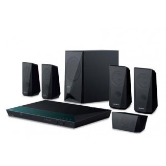 Sony BDV-E3100 - home theater system - 5.1 channel Specs